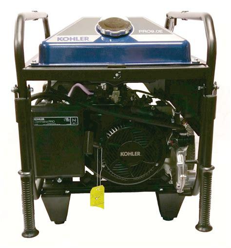 kohler proetf  watt tri fuel generator discontinued smart generators