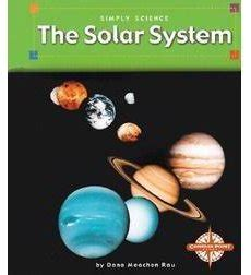 simon and the solar system books books about the solar system scholastic