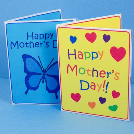 s day card create simple mothers day cards handmade www pixshark