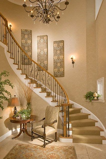 Staircase Wall Decor by 25 Best Ideas About Stairway Wall Decorating On