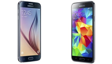 Samsung Galaxy S6 Vs S5 samsung galaxy s6 vs galaxy s5 in depth specs comparison