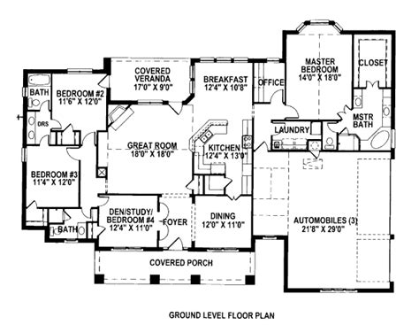 2500 sq ft house craftsman style house plan 3 beds 3 baths 2500 sq ft
