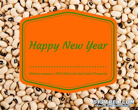 new year eat what why where to eat black eyed peas on new years day in