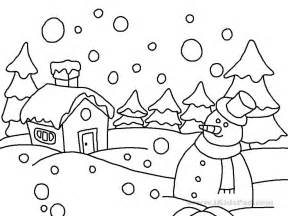 winter coloring page winter season coloring pages crafts and worksheets for