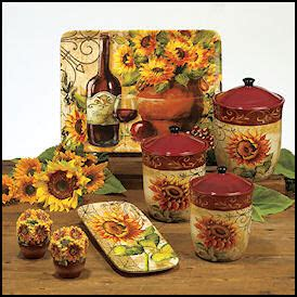 Sunflower Canisters For Kitchen monta s framing amp design