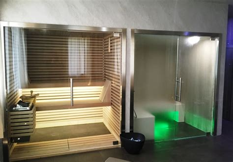 sauna bagno turco modelli sauna finlandese e sauna con bagno turco hammam in