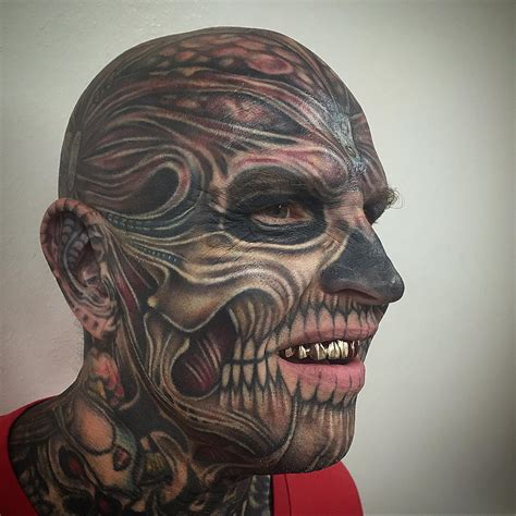 tattooed face 65 best designs ideas enjoy yourself 2018