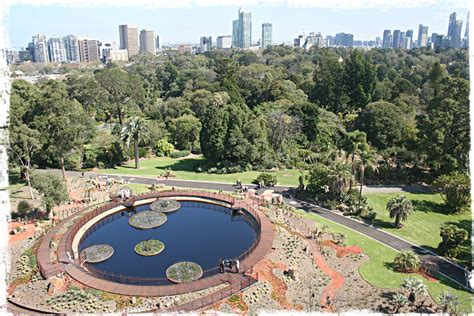 Free Tours For National Science Week Melbourne Royal Melbourne Botanical Gardens