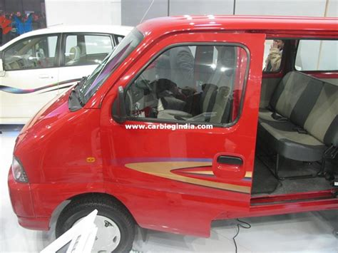 Maruti Suzuki Eeco Price In Delhi Maruti Launched Eeco At Auto Expo Ecco Pictures Price
