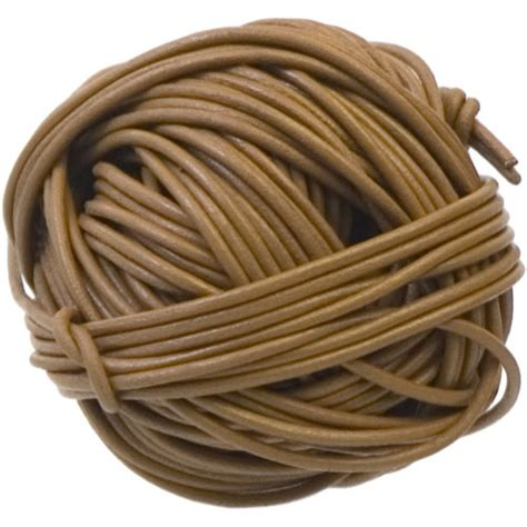 Supplies For String - leather cord and leather strips jewelry supplies rings