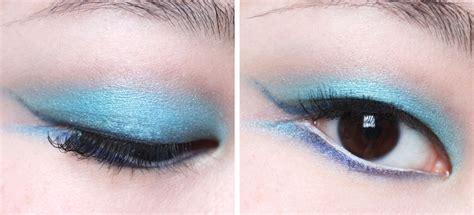 light blue eyeshadow gallery