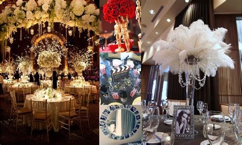 vintage hollywood theme party ideas step 3 planning your decorations plan your perfect 21st