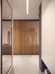 The custom room ider creates separation but the use of slats means