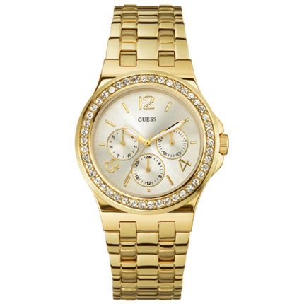 find a watches and win discount guess gold watches for