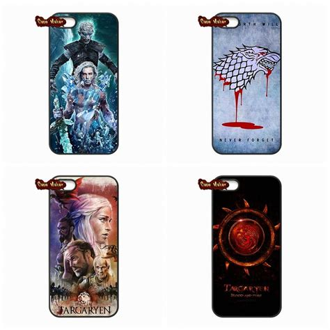 House Of Stark Iphone 5 5s of thrones got house stark cover for iphone 4 4s