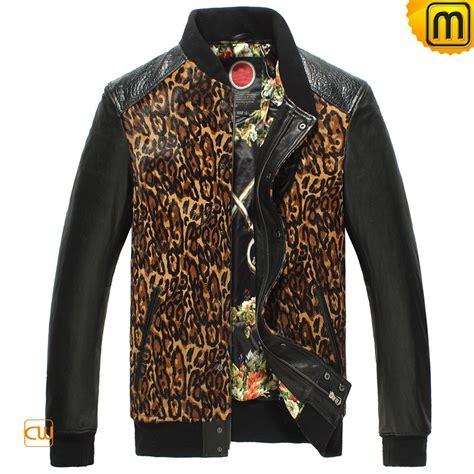 Jacket Design Designer Mens Leather Bomber Jacket Cw850335