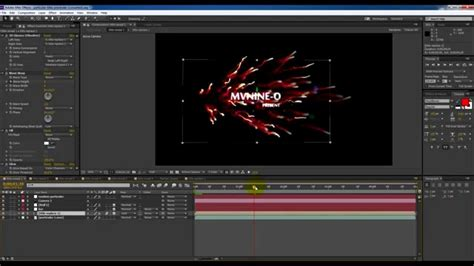 tutorial edit video youtube tutorial edit template ae quick particular titles