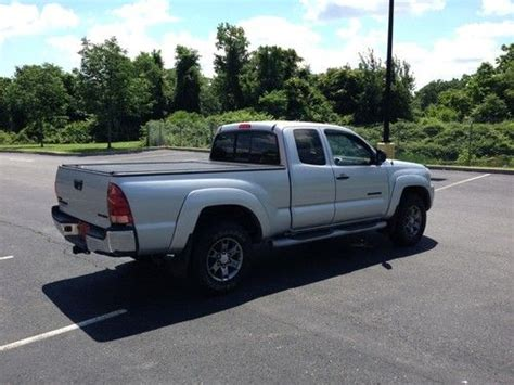 2005 Toyota Tacoma V6 Purchase Used 2005 Toyota Tacoma V6 Sr5 In Cranston Rhode