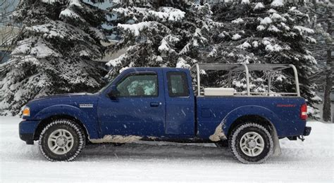Ford Ranger Truck Rack by Soft Top Ladder Rack Combo Advice Ranger Forums The