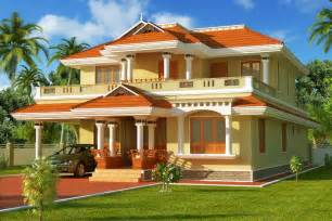 3d house plans indian style awesome south indian style house home 3d exterior design d design exterior home house