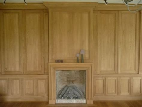Paneled Oak Paneled Wall For The Home Pinterest Panel Walls