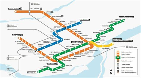 montreal metro map this is montreal s new metro map mtl