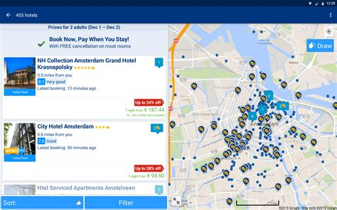 make hotel reservation without credit card booking hotels vacation rentals android apps on