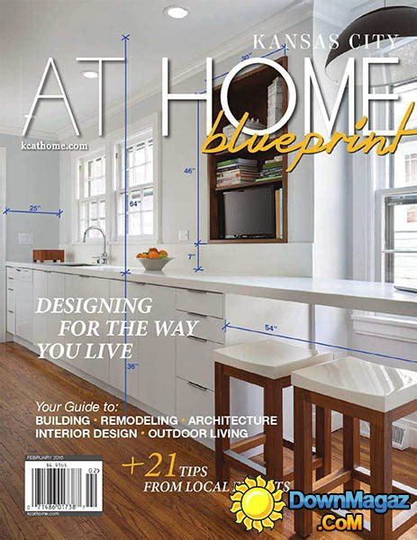 kansas city home design magazine kansas city at home february 2015 187 download pdf