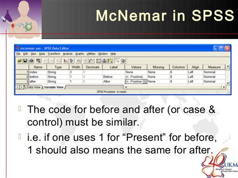 spss tutorial in tamil chi square yates fisher mcnemar