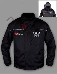 Audi Racing Merchandise Audi S Line Windbreaker Jacket Audi Merchandise Audi