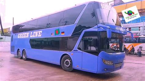 by way of the green line bus youtube green line bus in bangladesh luxurious sleeper coach