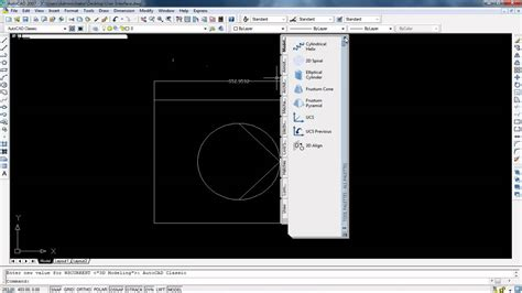tutorial autocad 2007 youtube indonesia autocad 2007 user interface telugu tutorial 1 mov youtube
