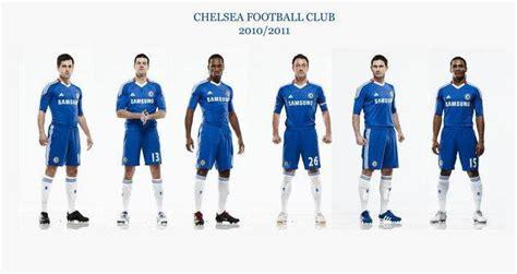 Baju Fans Chelsea jersey seragam chelsea untuk kompetisi 2010 2011