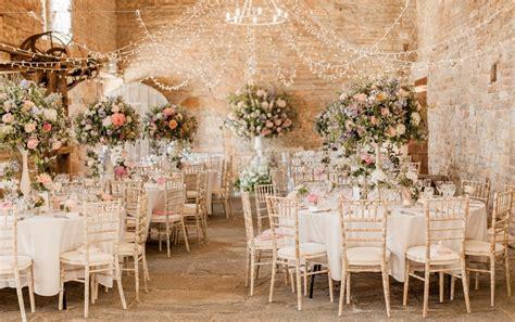barn wedding decoration ideas uk almonry barn wedding with pink colour scheme blush flowers images by kenton