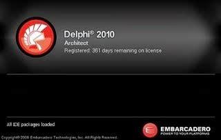 tutorial embarcadero delphi 2010 woofer23 blogspot com embarcadero delphi 2010 full crack