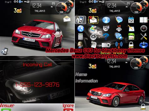 themes hp bb mercedes blackberry themes free download blackberry apps