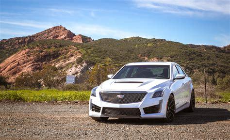 2017 Cadillac Cts Horsepower by 2017 Cadillac Cts V Review Gtspirit