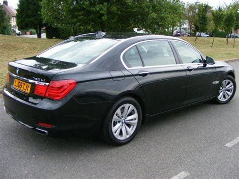 how it works cars 2009 bmw 7 series free book repair manuals bmw 7 series 740li 2009 auto images and specification