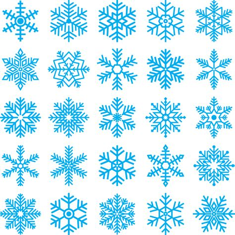 clipart neve flocos de neve clipart e shappe cantinho do