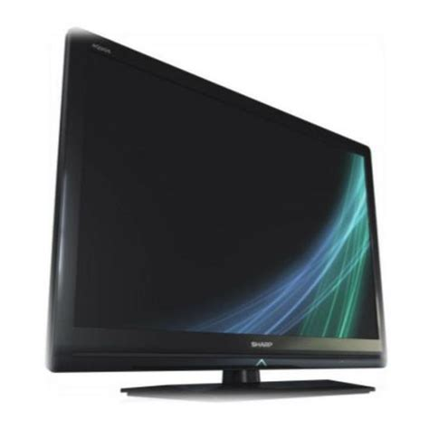 Second Led Sharp 32 tv sharp led aquos lc 32sv202l 32 quot no paraguai comprasparaguai br