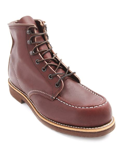 burgundy shoes wing 200 collection burgundy boots in for