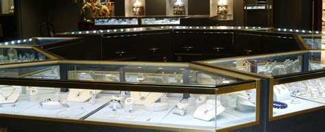 led lights for jewelry showcase jewellery display lighting best home design 2018