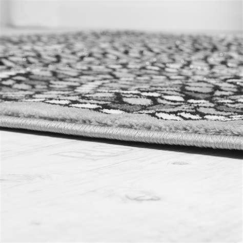 teppiche 3d optik designer teppich kurzflor klassische ornamente mosaik