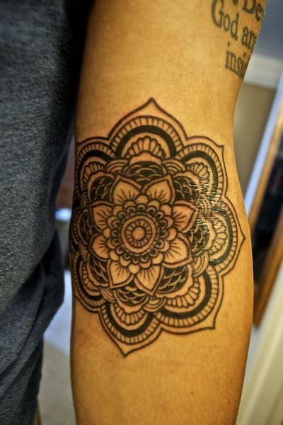 indie tattoos gorgeous flower