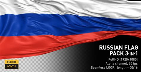 color pattern transitions by gui esp videohive russian flag pack by bestsettings videohive