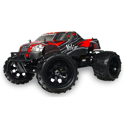 hsp nitro monster hsp 94762 08311 1 8 grey rc monster truck at hobby warehouse