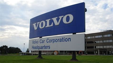 volvo corporate headquarters volvo not moving headquarters to sc fitsnews