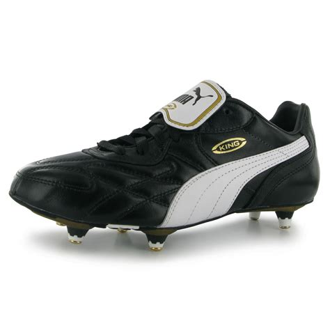king pro sg mens football boots king pro soft ground mens football boots black white