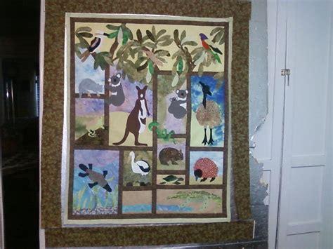 Patchwork Blogs Australia - australian animal baby quilt