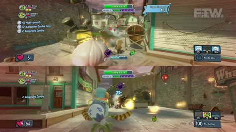 come giocare al multiplayer di minecraft su xbox 360 plants vs zombies garden warfare co op offline a